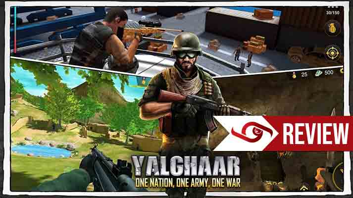 yalghaar game fps offline