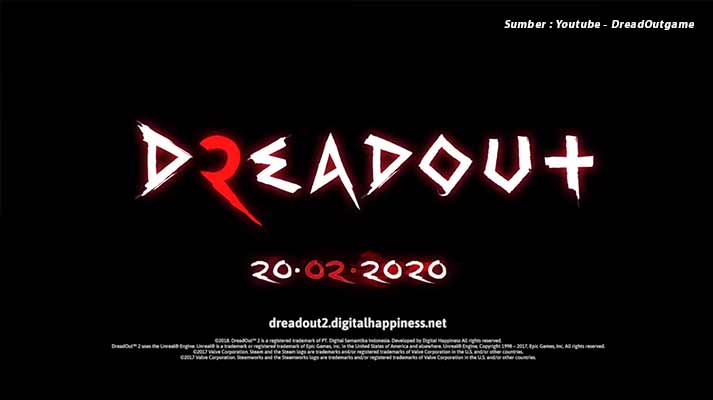 Dreadout 2 Game Horor Indonesia