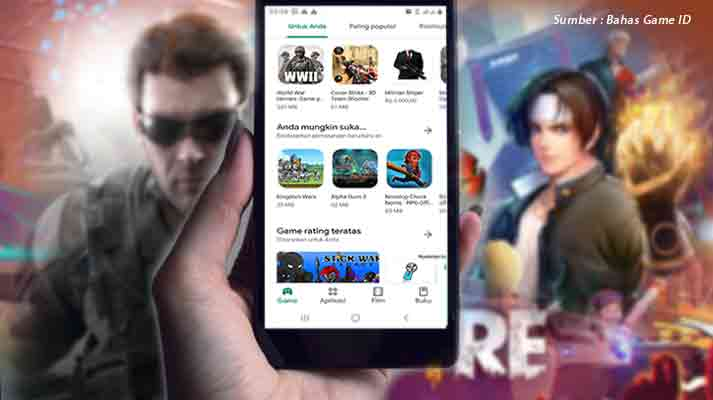 10 game terlaris di android