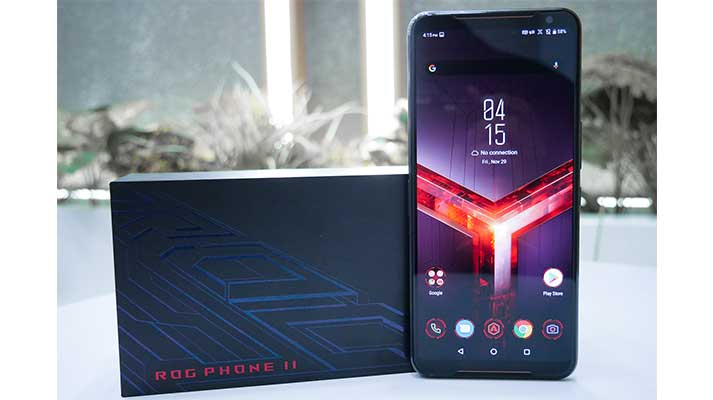 ROG Phone II Smartphone Gaming Canggih