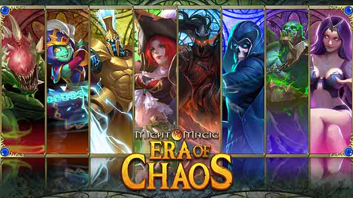 Might & Magic: Era of Chaos