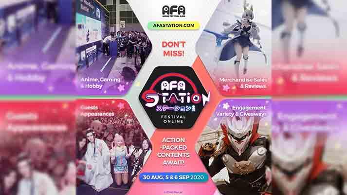 AFA STATION Festival Online
