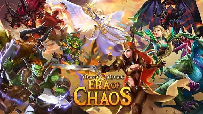 Might & Magic : Era of Chaos