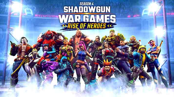 shadowgun war games