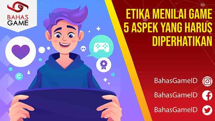 etika menilai game