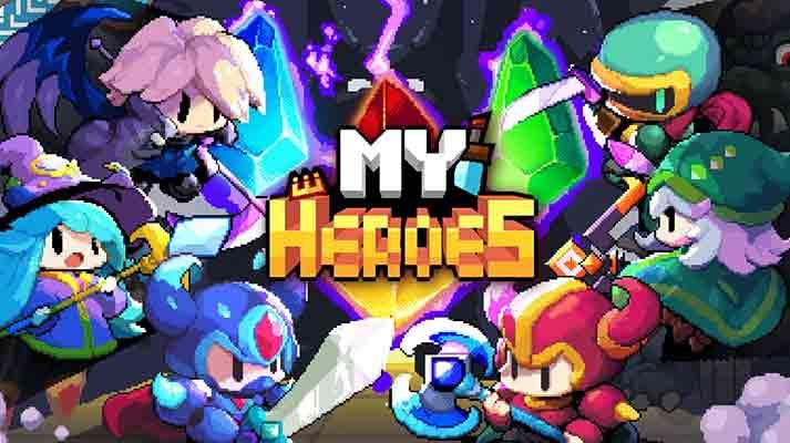 my heroes: sea