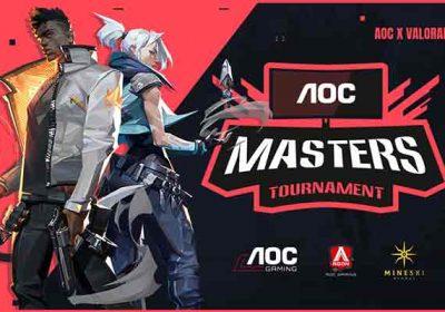 turnamen master aoc