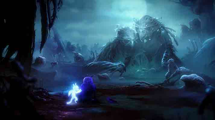 ori and the will of the the wisps